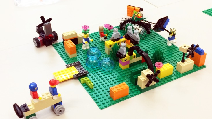 Using LEGO® Serious Play® for Envisioning a Sustainable Future I ...